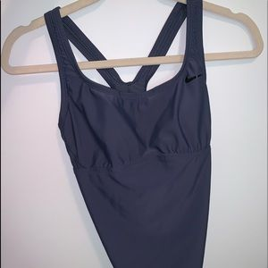 Nike one piece bathing suit